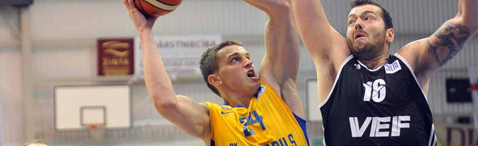 Andrejs Gražulis signs with Parma Basket