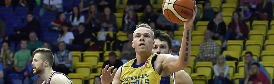Māris Gulbis inks with BC Ventspils for two more years