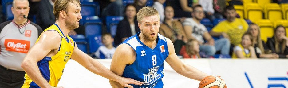 Jānis Antrops inks with BK Ventspils